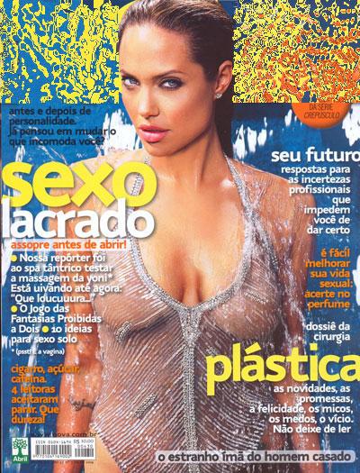 Nova Revista da Velha Mulher: por que mulheres peladas são capa de