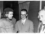 Jânio e Che. Essa amizade não era bem aceita