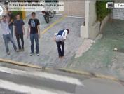 Rafa Barros, Editor PdH, trollando o Street View. Pioneirismo da casa.