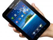 Dois Galaxy Tab para os leitores PdH