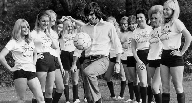 George Best | Homens que você deveria conhecer #21 – PapodeHomem