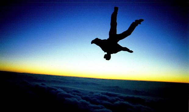 O Que Aprendi Quando Saltei Do Avião Papodehomem