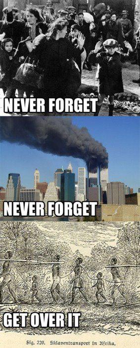 Algumas coisas temos que lembrar pra sempre, outras temos que esquecer. E quem foi que decidiu isso?