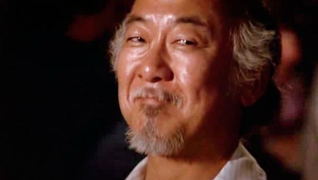 Karate Kid - Sr. Miyagi