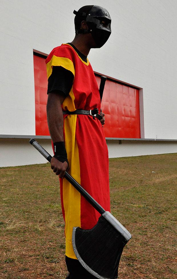 Swordplay: os guerreiros medievais do Ibirapuera