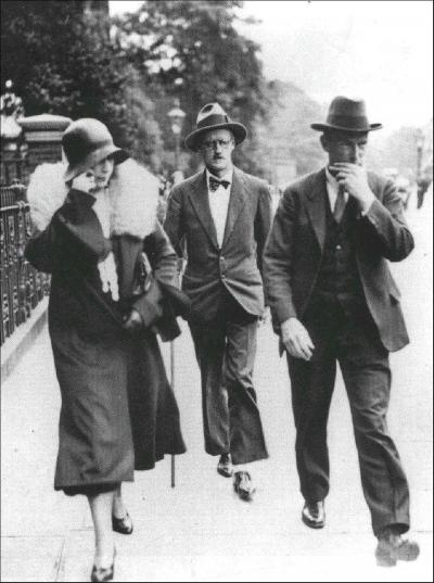James Joyce & Nora Barnacle