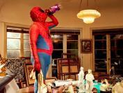 Você não é um super-herói e seu super poder não é o de fazer a casa ficar limpa com a mente