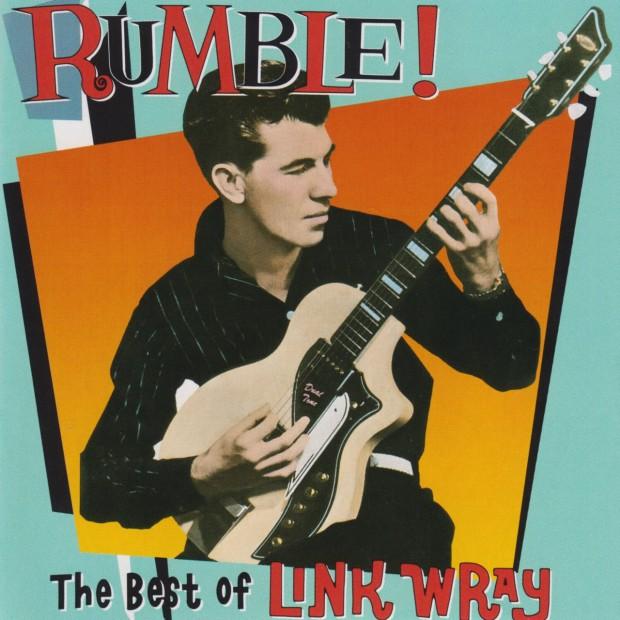 Este é Link Wray e a sua Supro Dual Tone