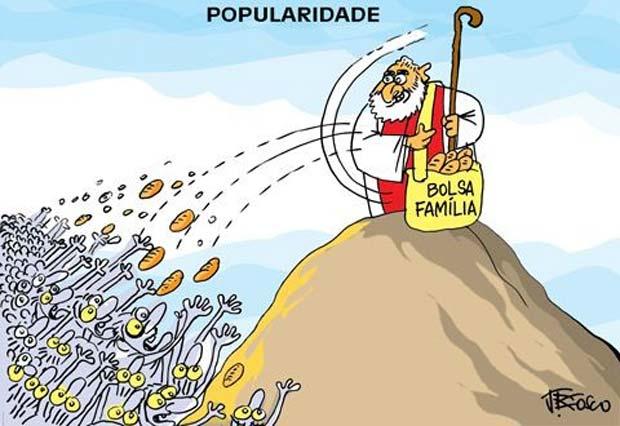 """Resultado de imagem para """"BOLSA FAMÍLIA"""" CRITICADOS POR LULA"""