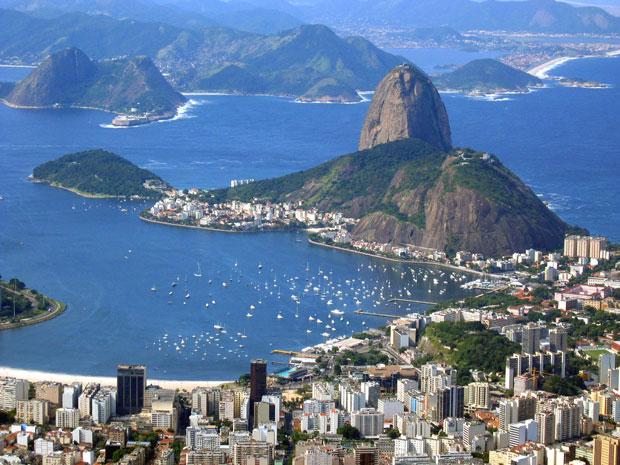Rio de Janeiro. Nunca vi de perto