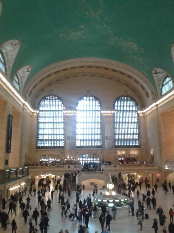 Grand Central Station, linda