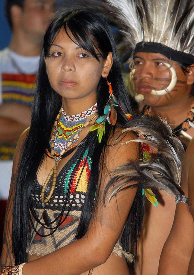 Índios Terena