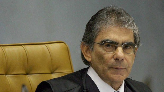 Carlos Ayres Britto, ex-presidente do Supremo Tribunal Federal
