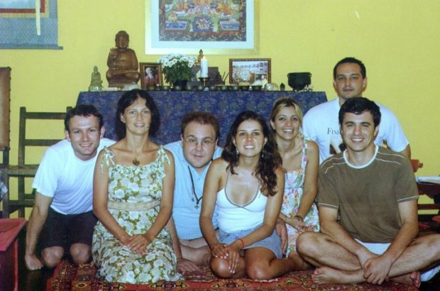 Último dia de prática no CEBB Menino de Deus (Porto Alegre, em 2005)