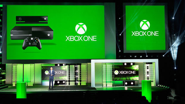 Phil Spencer, vice-presidente da Microsoft Games Studio, fala sobre o novo Xbox durante coletiva de imprensa no E3, em Los Angeles