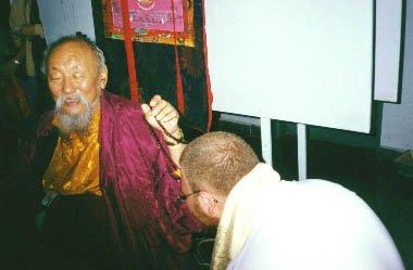 Com Chadgud Tulku Rinpoche