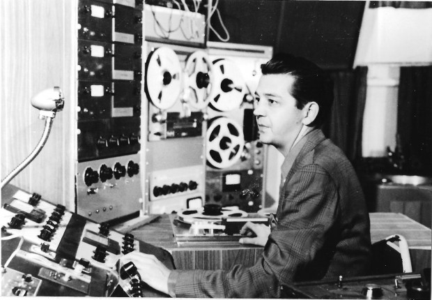 Rusty York at Jewel Recording, 1960s