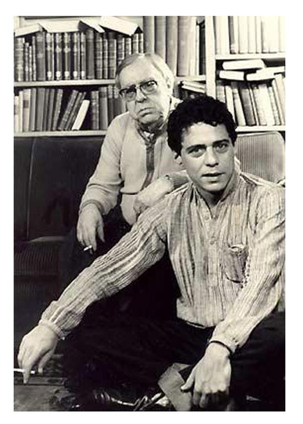 Sérgio e Chico Buarque