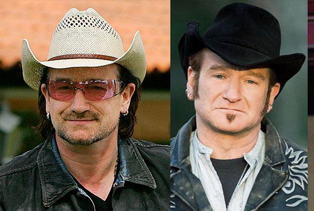 A verdade por trás de todo este mistério foi a descoberta mais  surpreendente que já fiz na minha breve carreira jornalística  Bono, na  verdade... é o Robin ... b02197a8d2
