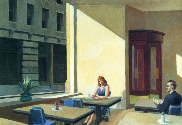 Sunlights in Cafeteria (1958)