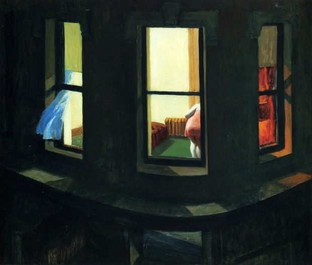 Night Windows (1928)