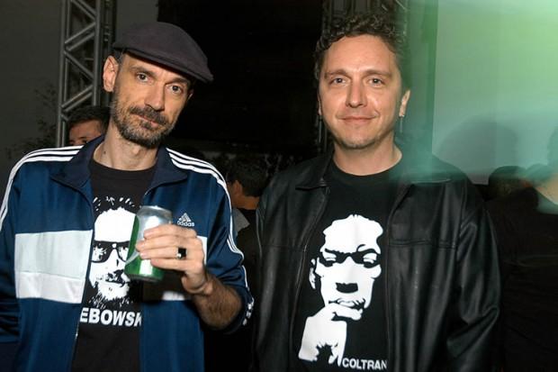 """O """"reverendo"""" Fabio Massari e o Grastão Moreira"""