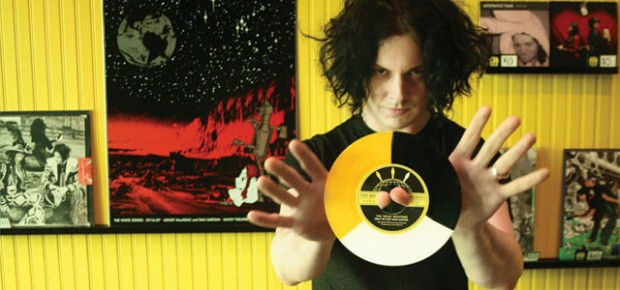 Jack White, o mais novo embaixador oficial do vinil