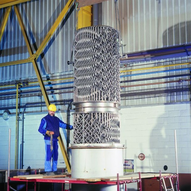 """A """"última moda"""" em reatores são os reatores modulares pequenos. Supostamente mais seguros, produzem ainda menos energia para cada dólar empregado."""