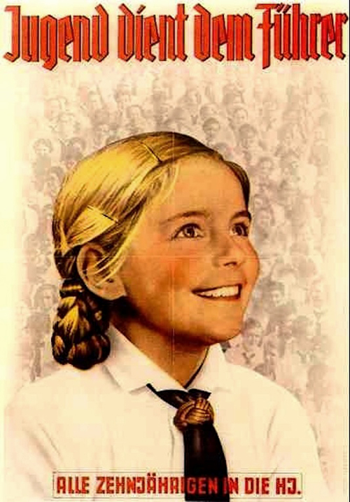 2-Youth-Serves-the-Leader-All-10-Year-Olds-in-the-Hitler-Youth-Girl-Version