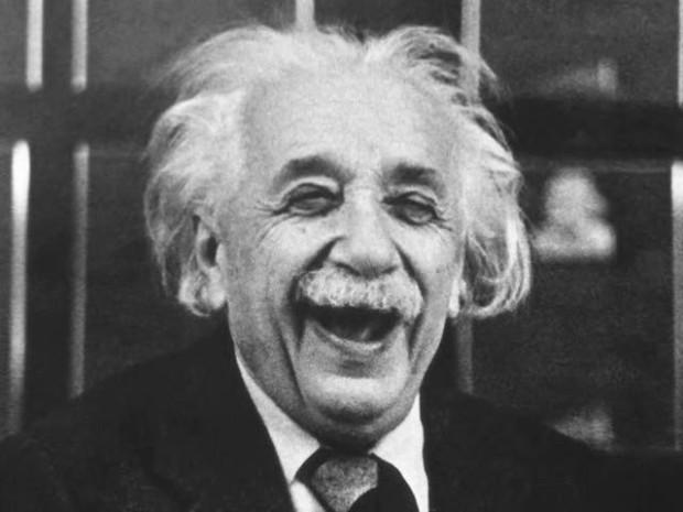 Einstein, sobre nossa racionalidade
