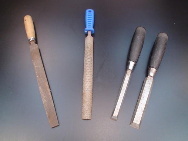 ferramentas de desgaste