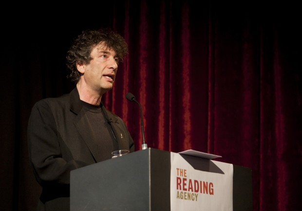 Neil Gaiman (foto: Reading Agency)