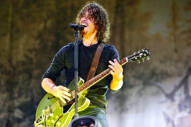 Chris Cornell segue em excelente forma