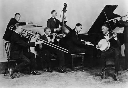 Jelly Roll Morton's Red Hot Peppers