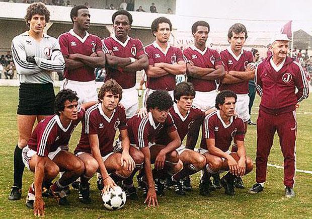 O Juventus de 1983, Campeão Brasileiro da Taça da Prata
