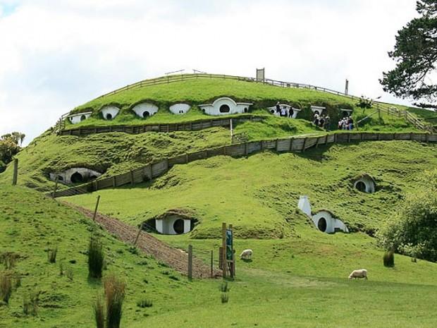 """Matamata, onde foi filmado """"O Senhor dos Anéis"""""""