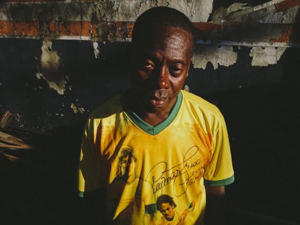 Os imigrantes haitianos de Manaus esperavam que a Copa fosse sinônimo de oportunidades de trabalho