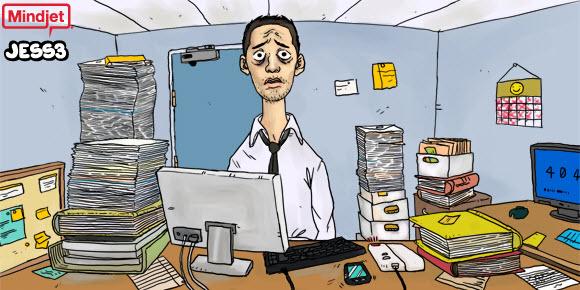 Como manter a sanidade e navegar em meio à sobrecarga de informação?