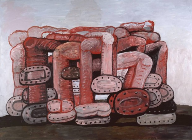 Monument 1976 by Philip Guston 1913-1980