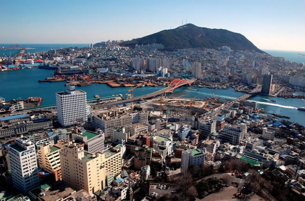 Busan-na-coreia-do-sul