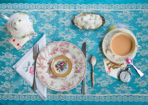 Fictitious Dishes: Alice's Adventures in Wonderland