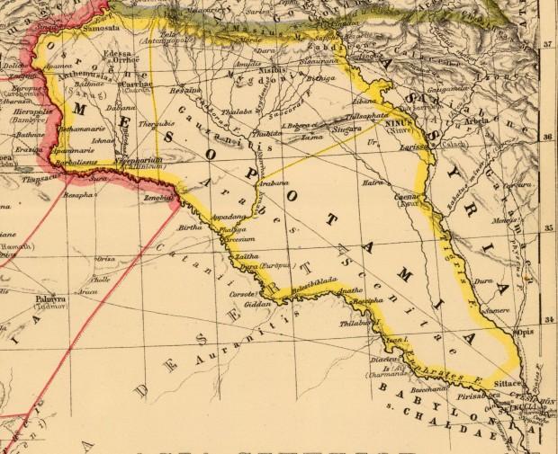 A Mesopotâmia