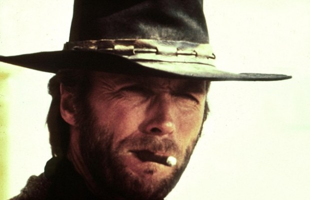 """©ÊLONDON FEATURES/HA """"THE GOOD THE BAD,AND THE UGLY"""" CLINT EASWOOD"""