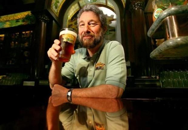 Ken Grossman, o cervejeiro caseiro (homebrewer) da Sierra Nevada
